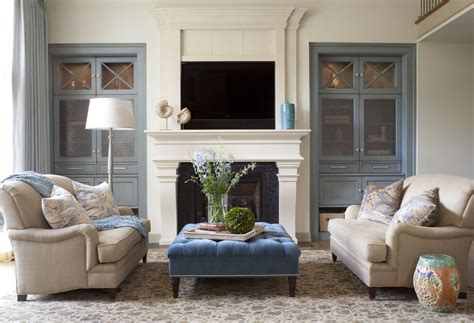 built ins for living room built ins around fireplace living room craftsman with