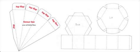 Cardmaking And Papercraft Templates - basic favour box template free card downloads