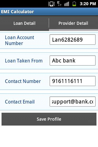 hdfc bank housing loan calculator emi calculator hdfc sbi icici android apps on google play