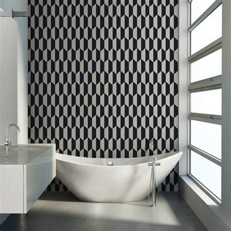 using wallpaper in bathrooms wallpaper vs paint variety durability cost use in different rooms