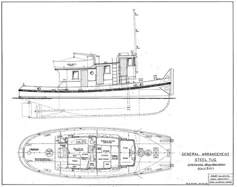 tugboat ventures robert allan ltd the place that launched a thousand