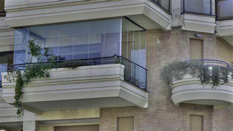 chiudere terrazza con vetro chiudere terrazzo a vetri con prodotti designer e