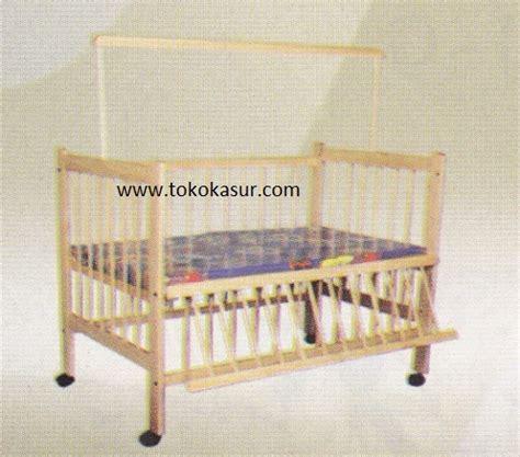Ranjang Besi Kelambu baby box ranjang bayi murah
