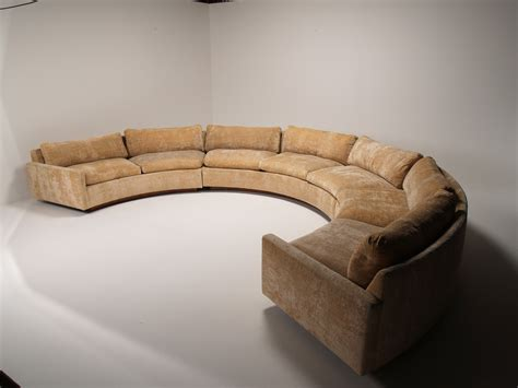 circular sectional sofa semi circular sofas circle sectional sofa foter thesofa