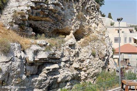 garden tomb bibleplacescom