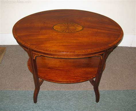 edwardian coffee table edwardian inlaid mahogany coffee table antiques atlas