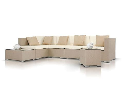 contemporary patio sofa set 44p011 set