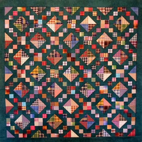 Plaid Patchwork Quilts - 49 best plaid quilts images on quilting ideas