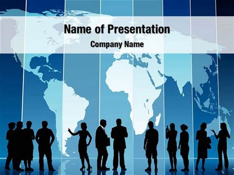 Diversity Powerpoint Templates Free by World Diversity Powerpoint Templates World Diversity