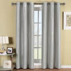 Silver Blackout Curtains Silver Curtains Drapes Sale Ease Bedding With Style