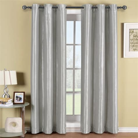 Silver Window Curtains Silver Curtains Drapes Sale Ease Bedding With Style