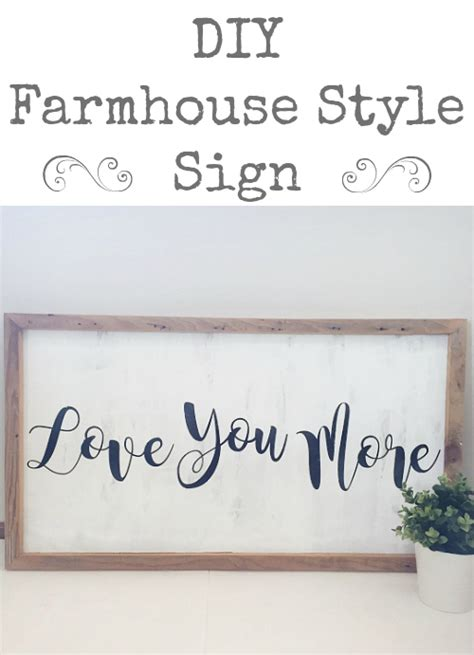 Barn Style Doors Diy Farmhouse Sign Lemons Lavender Amp Laundry