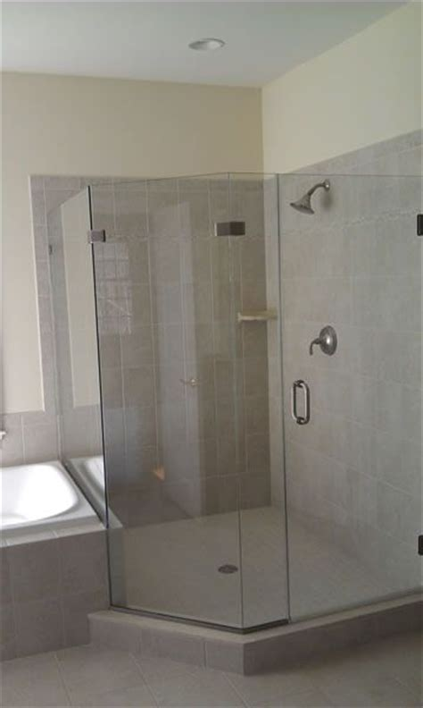 Shower Doors Maryland Maryland Shower Enclosures Frameless Neo Angle