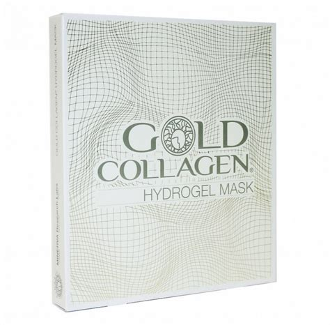 Masker Gold Collagen gold collagen boots and an interesting offer and