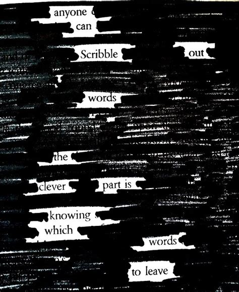 Home Design Game Hacks by Newspaper Blackout Poems A Creative Way To Write Poetry