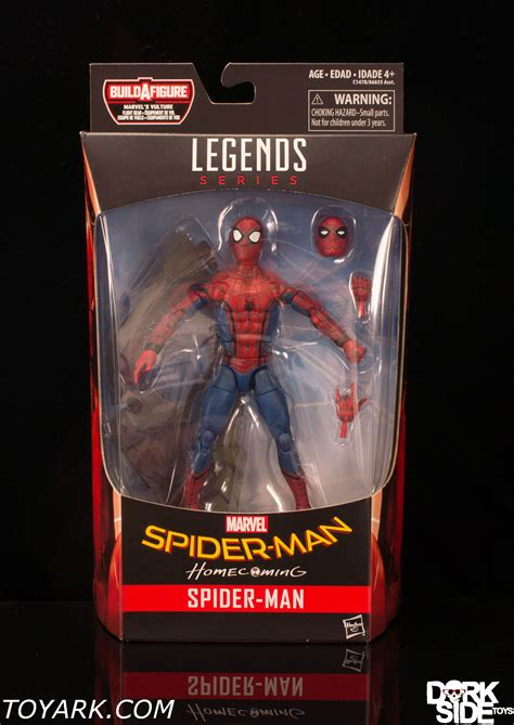 Wheels Spider Homecoming Marvel marvel legends spider homecoming toysman