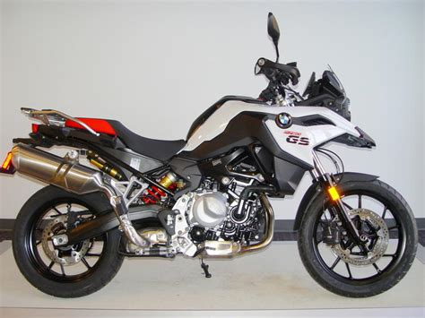 Bmw F750gs 2020 by 2019 Bmw F 750 Gs Light White Premium Bmw Motorcycles Of