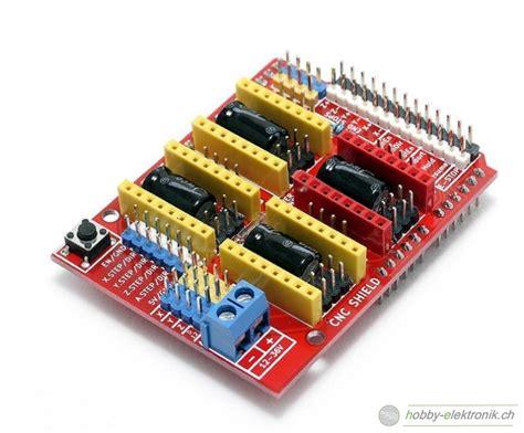 a4988 cnc shield arduino f 252 r 3d drucker grbl