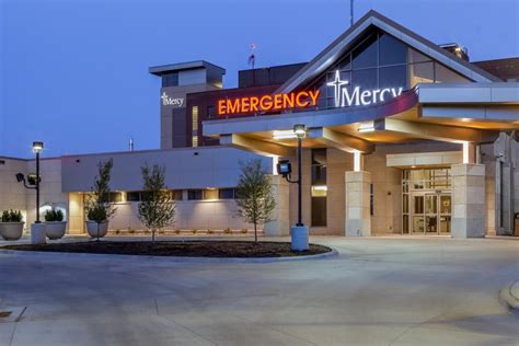 Mercy Hospital Emergency Room by Mercy Center Iowa Henkel Construction