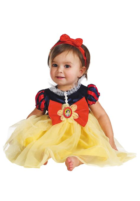 Infant Halloween Costume Infant Snow White My First Disney Costume