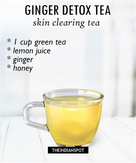 Lemon Tea Detox Ingredients by The World S Catalog Of Ideas