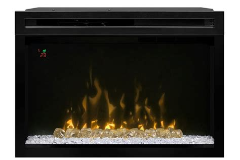 Front Electric Fireplace by 26 Quot Dimplex Curved Glass Front Multi Xd 195 162 194 194
