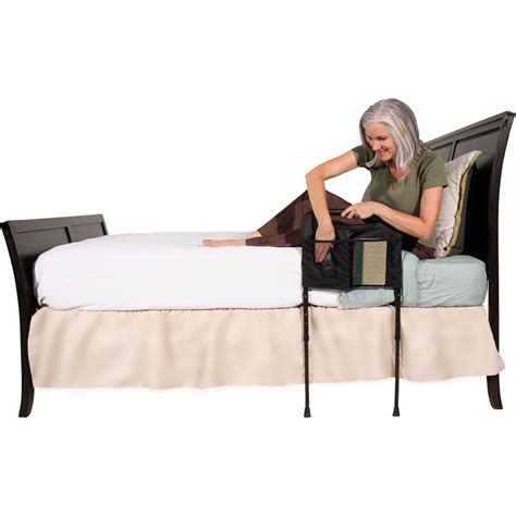 bed rails for elderly walmart senior bed rails walmart com