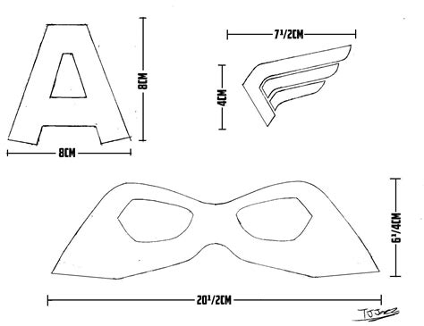 captain america helmet template captain america helmet templates part 2 by tj jazz on