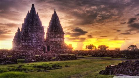 wallpaper jawa download the lost hindu temple in the jungle mist