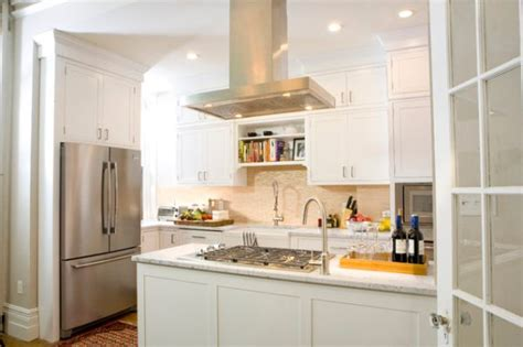 changing layout of kitchen how a beautiful kitchen island hood can change the decor