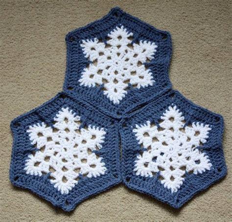 snowflake pattern crochet blanket skirt