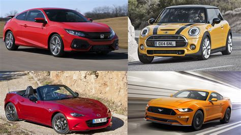 10 most affordable new sports cars for 2018 top speed