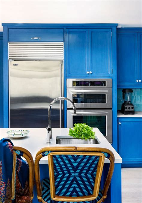 kitchen cabinets sets 20 trendy blue kitchen sets in interior design interior design inspirations and articles