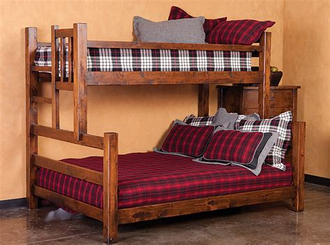 queen and twin bunk bed bunk beds tahoe furniture company