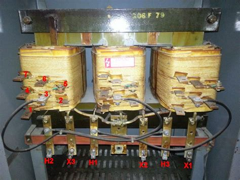 phase transformer connections electrical az