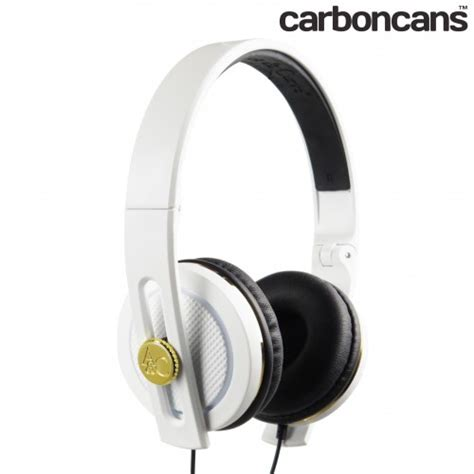 Headphone Lunar angle and curve carboncans