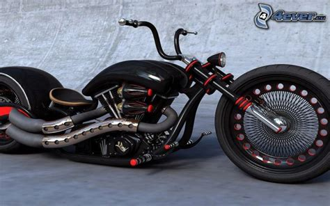 Suche Chopper Motorrad by Chopper