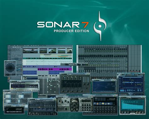 Ashoo Studio 7 The Power Of Sound cakewalk sonar 7 sonar