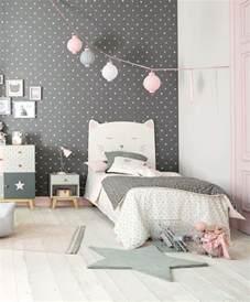 cat themed bedroom pink  grey girls bedroom