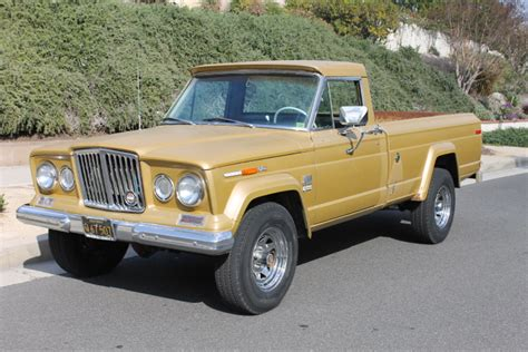 1968 jeep gladiator 1968 jeep gladiator j3000 custom cab 4x4 v 8 327 the