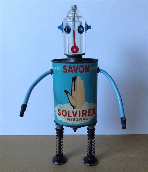 tin can robot www upcyclethat c