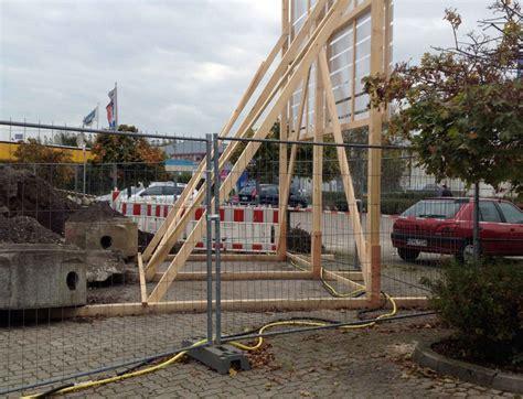 Baustellenschild Konstruktion by Preise F 252 R Bauschilder Unterkonstruktion Schilder