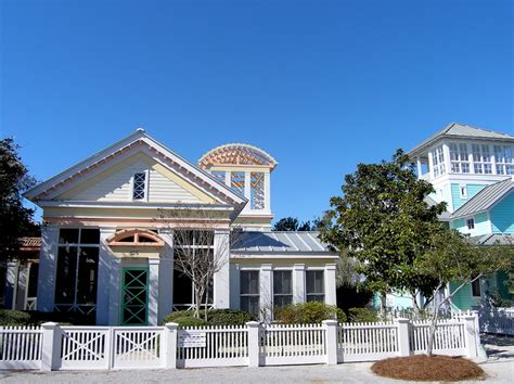truman show house truman house seaside florida dreaming of beach cottages pintere