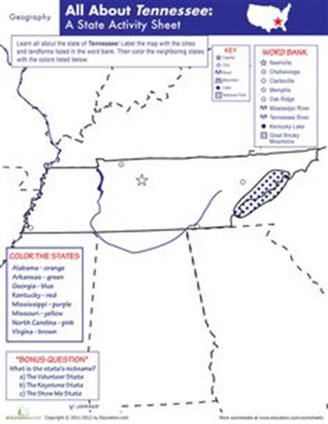 5 themes of geography tennessee tennessee state flag coloring page prek 5 visual art