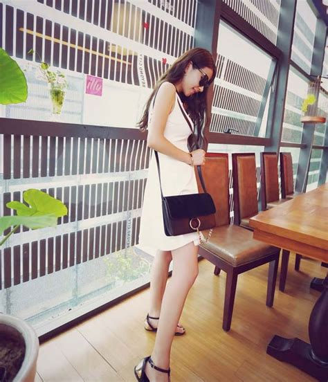 Tas Import Rantai Chain Bag tas import premium bg651 black tamochi