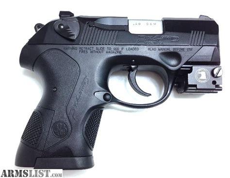 Beretta Px 4 40 armslist for sale beretta px4 40 cal lnib sub