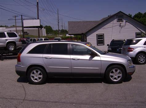 used 2004 chrysler pacifica 2004 chrysler pacifica used cars in nashville pre