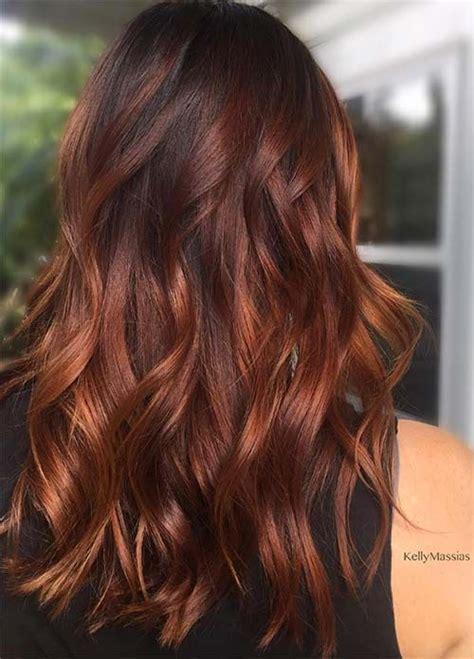 hairstyles with blonde brown and red 100 dark hair colors black brown red dark blonde