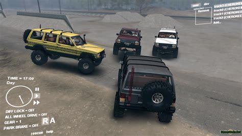 Jeep Xj Mods Jeep Xj 187 Gamesmods Net Fs17 Cnc Fs15 Ets 2 Mods