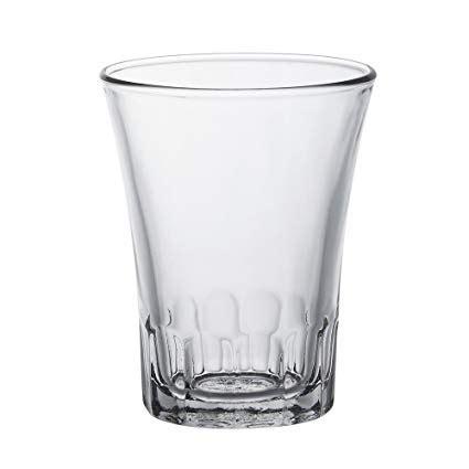 duralex bicchieri bicchiere amalfi conf 4pz cl 7 caffe duralex